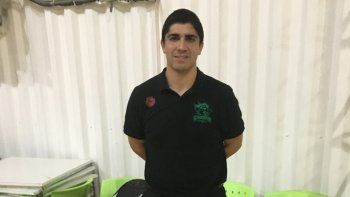 Martín Villagrán, técnico de Gimnasia, destacó el trabajo defensivo y ofensivo en el triunfo por 91 a 71 ante San Lorenzo.