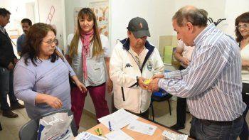 medicamentos solidarios  llega al barrio san martin