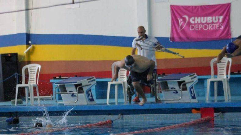 Chubut sigue cosechando medallas en los II Juegos ParaEPADE