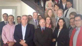 Integrantes de la Red Argentina de Doctorados en Ingeniería.