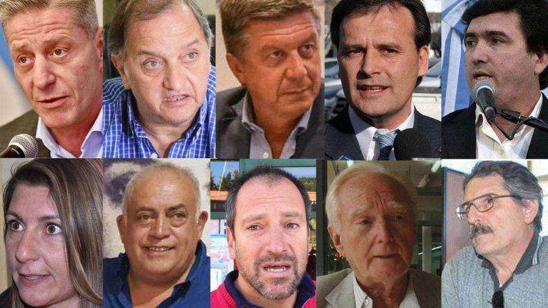 PASO: el escrutinio oficial confirmó a Arcioni en el primer lugar y que el PJ fue la fuerza más votada