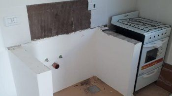 robaron en viviendas del ipv ubicadas en kilometro 14