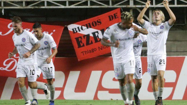 Independiente perdió con Argentinos en la Paternal