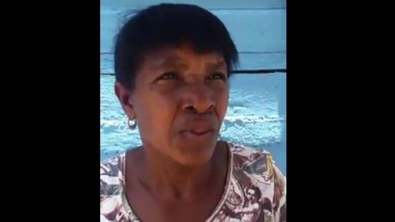 Desde Dominicana, pide ayuda para que trasladen el cuerpo de su hija