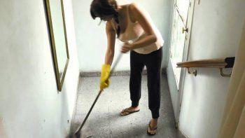 se oficializo el aumento de 15% para el personal domestico