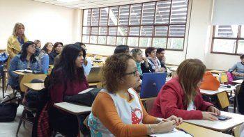 Se presentó el proyecto Caja de recursos didácticos para pensar lo cultural en el aula