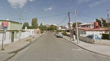 delincuentes entraron a robar a una casa e hirieron a un joven
