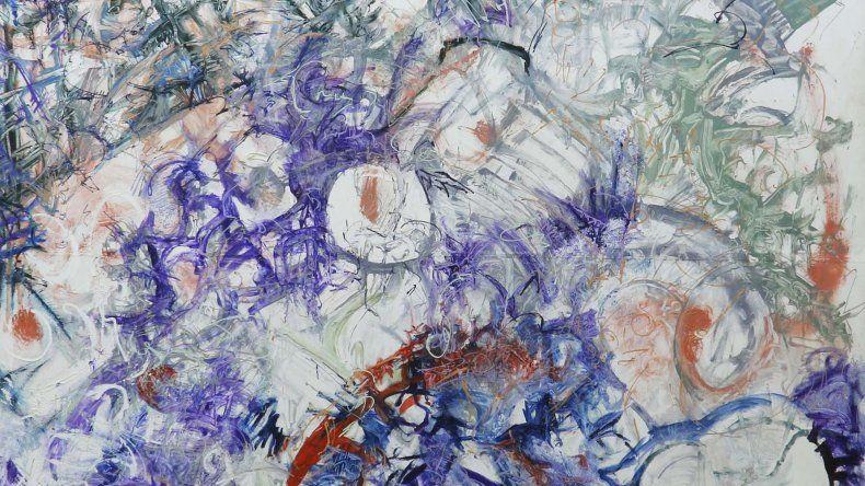 Una de las obras de Claudia González Galina que podrá ser apreciada en la exhibición.