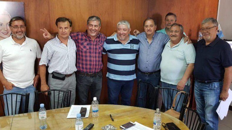 El Frente Patriótico busca rearmar su lista de diputados provinciales