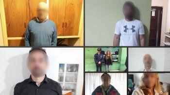 Desbaratan banda que falsificaba cheques en Chubut