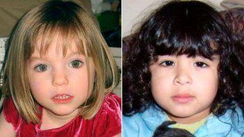 Las coincidencias en las desapariciones de Madeleine Mc Cann y Sofía Herrera