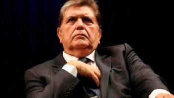 El expresidente peruano Alan García se quitó la vida