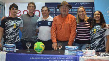 Jugadores, dirigentes y auspiciantes estuvieron en el lanzamiento de la VIII edición de la Copa Pueyrredón 2019 que organiza Nueva Generación.