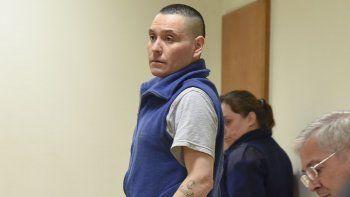 Néstor Aguilante cumplirá prisión perpetua.