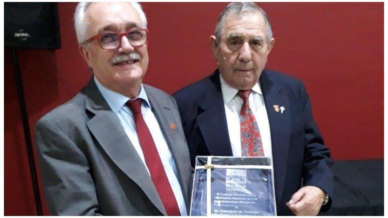 Enviados españoles visitaron la asociación de Comodoro con el objetivo de conocer el trabajo que realiza la institución.