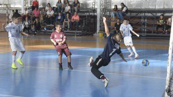 Se disputarán 58 partidos del futsal oficial entre hoy y el domingo en Comodoro Rivadavia.