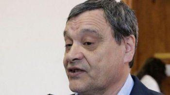 Raúl Ibarra quiere ser reelecto en las próximas elecciones. Cuenta con el respaldo del gobernador Arcioni.