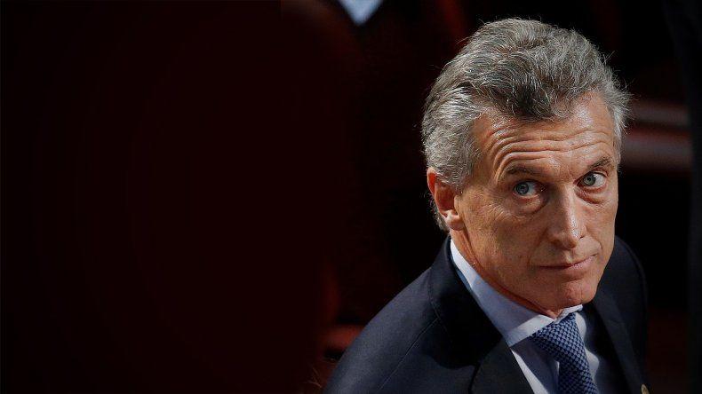 Macri le envió sus condolencias a Cristina tras la muerte de su madre