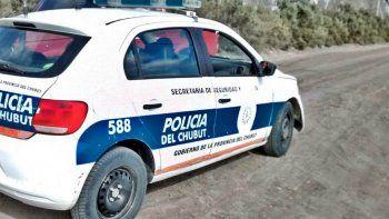 policias le robaron la camioneta a un exsenador