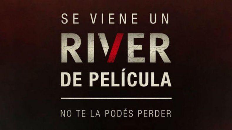 Se estrena la película de River Plate