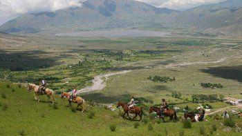tafi del valle esta camino a ser una de las siete maravillas argentinas
