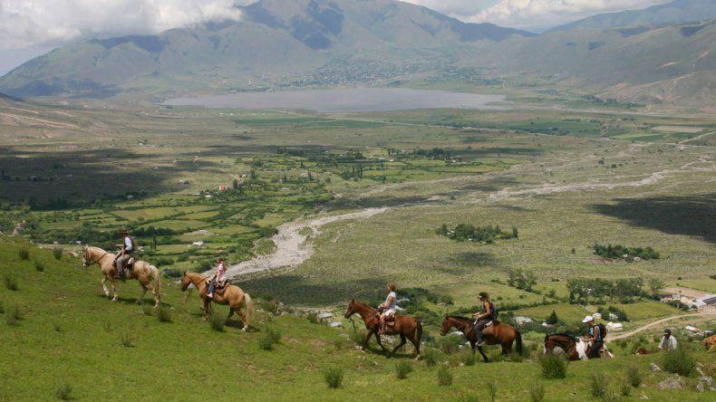 Tafí del Valle está camino a ser una de las Siete maravillas argentinas