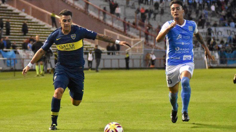 Boca le ganó 2 a 0 Estudiantes de Río Cuarto por la Copa Argentina