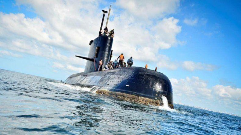 La  Justicia envió a Macri preguntas sobre el submarino