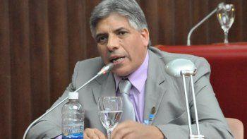 El diputado David González, a su vez referente sindical municipal, presentó la iniciativa en la Legislatura.