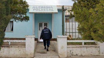 el comisario pedraza se hizo cargo de la alcaidia policial