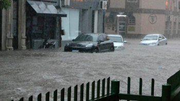 dos muertos y miles de afectados por inundaciones