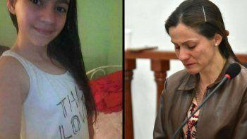 la mama de florencia di marco condenada a 18 anos de prision
