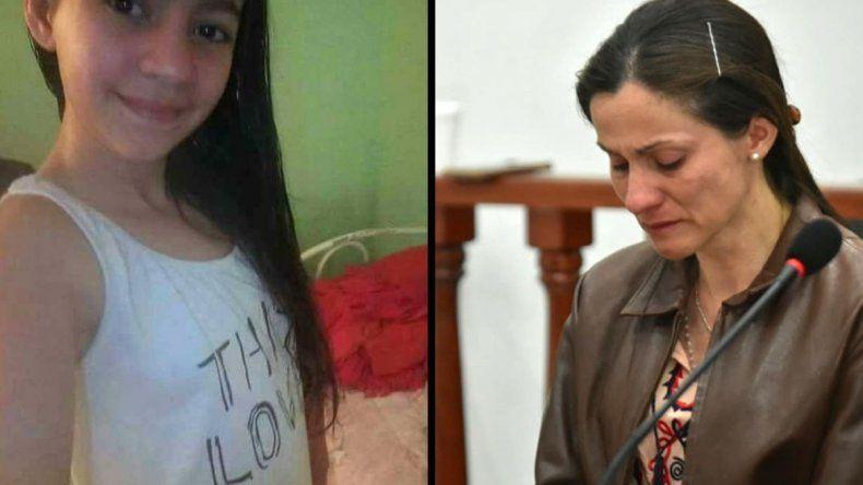 La mamá de Florencia Di Marco condenada a 18 años de prisión