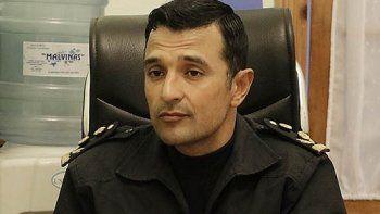 El jefe de Policía, Miguel Gómez, es uno de los entusiastas a la hora de incorporar las pistolas Taser.
