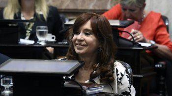 Cristina Kirchner presenta su libro: Mauricio es el caos