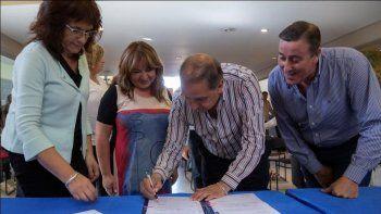 Este municipio en junio de 2012 sentó un precedente legislativo a nivel nacional, sostuvo Liliana Peralta.