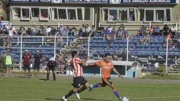 Leandro Velázquez marco el segundo gol de la CAI el último sábado.