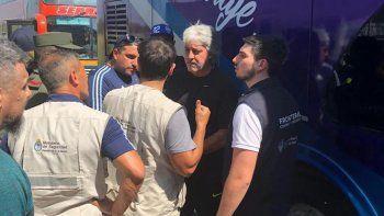 rafael di zeo y otros seis barras fueron deportados de colombia