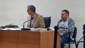 once anos de prision para fretes por el asesinato de curiqueo