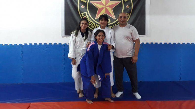 Leonardo Smart lleva su experiencia en el judo a un nuevo espacio en la ciudad.