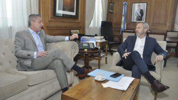 Arcioni gestionó ante Nación un alivio para las cooperativas de Chubut.