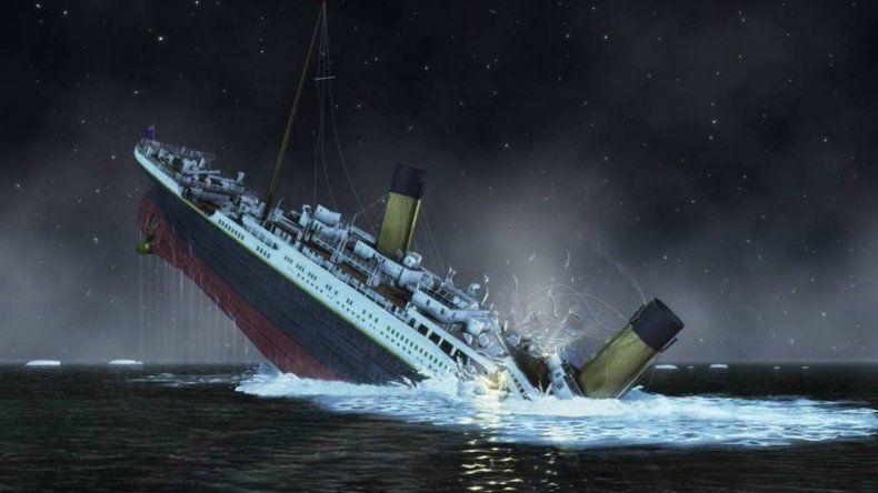 Titanic: el video que se hizo viral ante la disparada del dólar