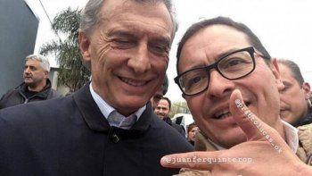 Un hincha de River se burló de Macri