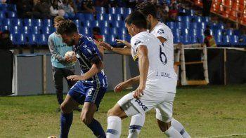 Boca le ganó 2-1 a Godoy Cruz en su debut en la Copa de la Superliga