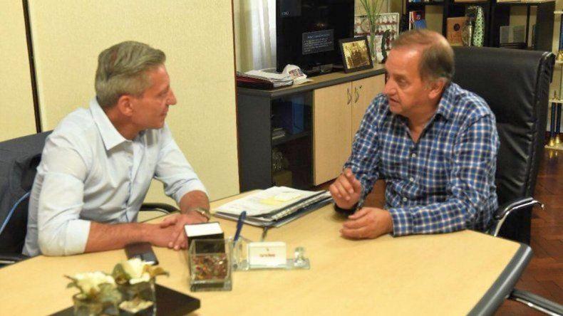 Linares le reclamó a Arcioni un gabinete sin sospechas de corrupción