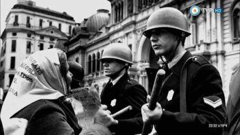 A 42 años de la primera ronda de las Madres de Plaza de Mayo