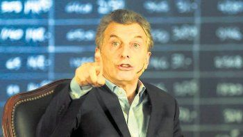 Un chat de la esposa asegura que Macri le prometió apoyo a Stornelli