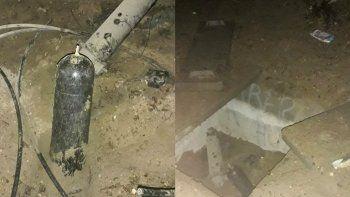 Un sabotaje dejó sin telefonía e internet por varias horas al Valle y a Madryn