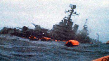 Un tuit de la Armada sobre el aniversario del hundimiento del General Belgrano generó repudio
