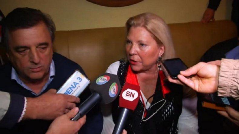 Nuevo escándalo de Carrió en Córdoba